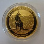 Kangaroo 1 ounce goud