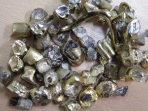 Dentaal goud inkoop