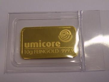 10 gram goudbaar