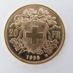 20 francs zwitserland