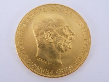 Oostenrijk goud 100 corona