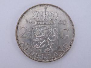 Juliana zilveren rijksdaalder