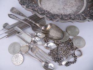 Zilver inkoop
