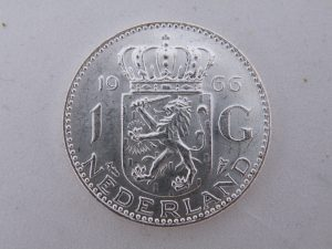 Zilveren gulden