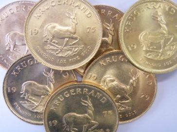 gouden krugerrand kopen