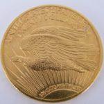 Gouden 20 dollar