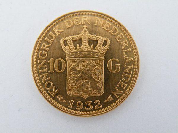 Gouden tientje 1932