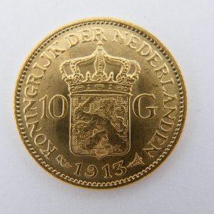 Gouden tientje 1913