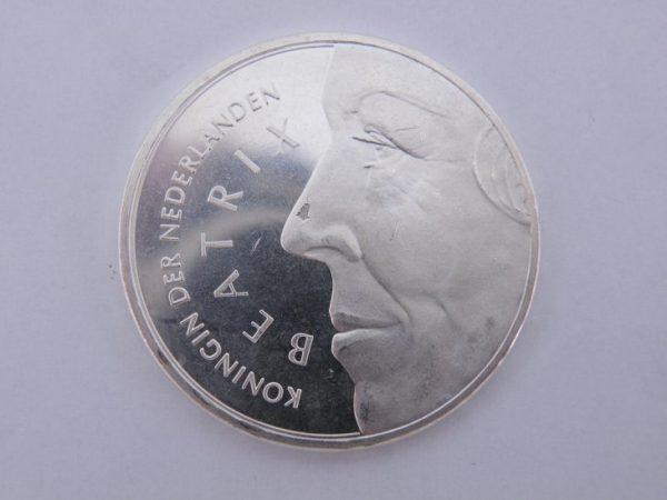 Zilveren 50 gulden