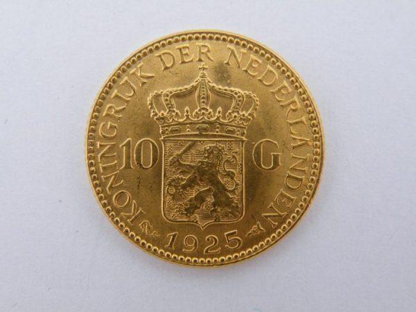 Gouden tientje 1925