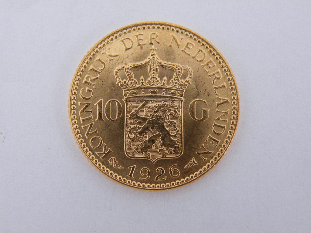 Gouden tientje 1926