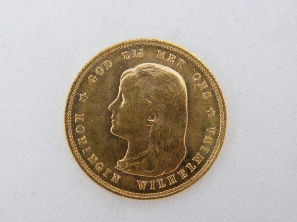 1897 gouden tientje