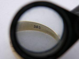 585 goud