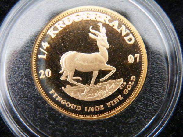 Krugerrand 1/4 ounce