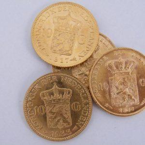 inkoop en verkoop premie gouden munten