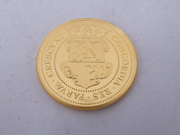 Gouden uniedaalder Utrecht