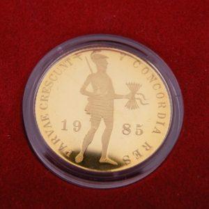 Gouden dukaat 1985
