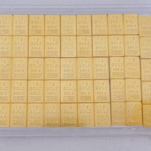 50 gram goud combibar