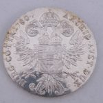 Maria Theresia Thaler silver