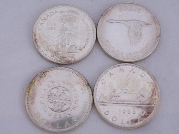 Zilveren dollar Canada