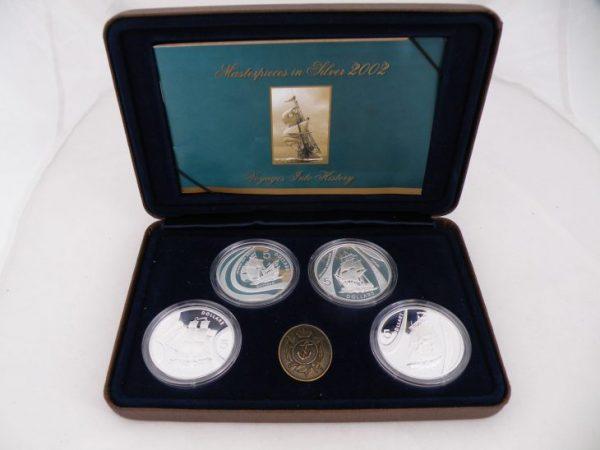 Masterpieces in silver 2002