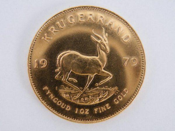 Krugerrand 1979