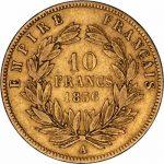 10 francs frankrijk gouden munt