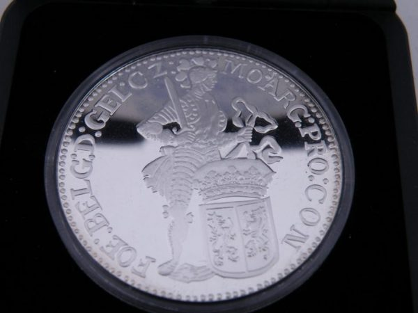 Zilveren dukaat 2002