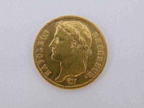 20 Francs Frankrijk 1811 Napoleon
