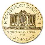 Philharmoniker 1 ounce goud Oostenrijk