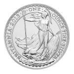 zilveren britannia 1 ounce inkoop