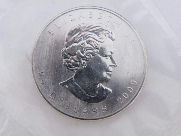 Palladium 1 ounce munt Maple Leaf