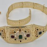 Gouden bruids riem inkoop