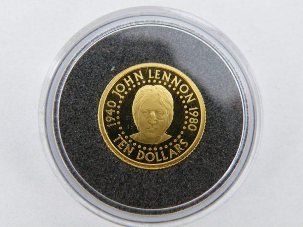 10 Dollar Salomonseilanden goud