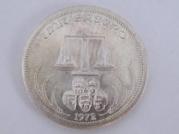 1 Ounce zilver universaro world trade