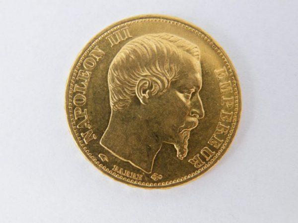 Gouden 20 Francs Frankrijk