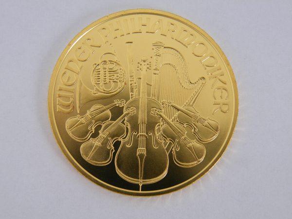 1 ounce goud philharmoniker