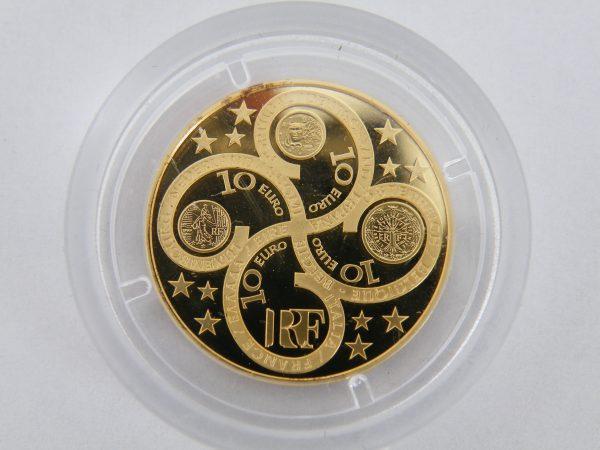 € 10 goud Frankrijk