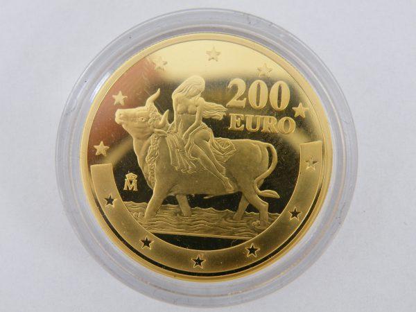 € 200 goud Spanje