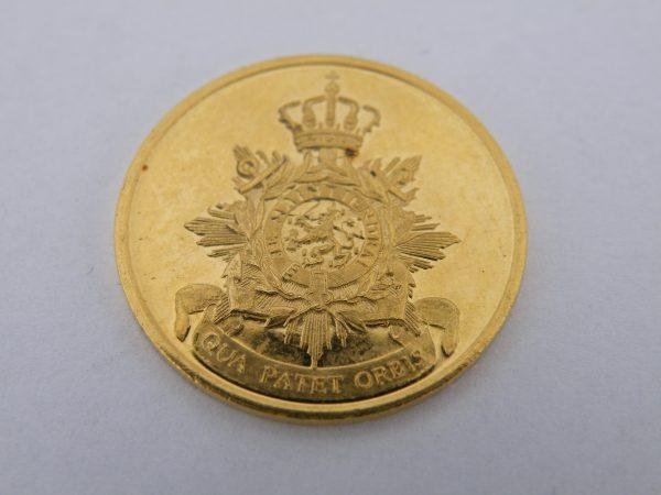 Korps mariniers goud