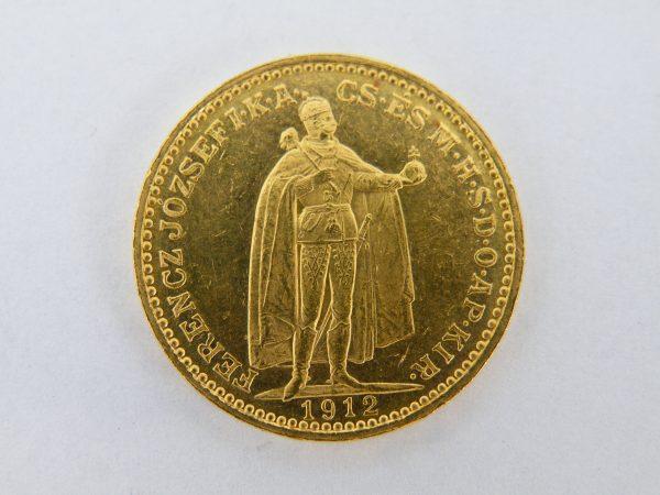 20 Korona goud Hongarije