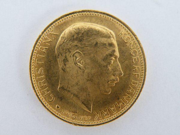 20 Kroner goud Denemarken