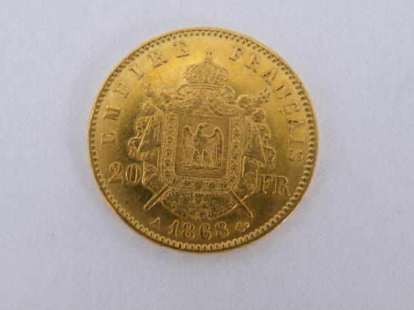 20 Francs Frankrijk