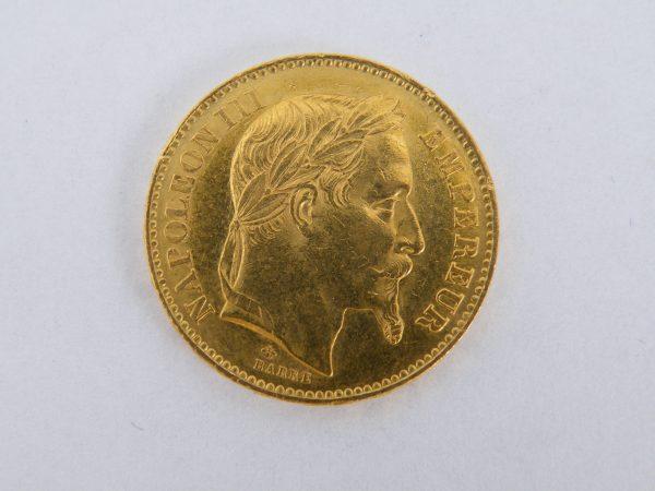 20 Francs goud Frankrijk