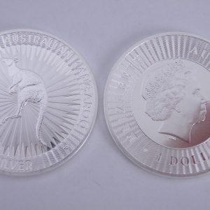 Zilveren Kangaroo 2018 1 troy ounce