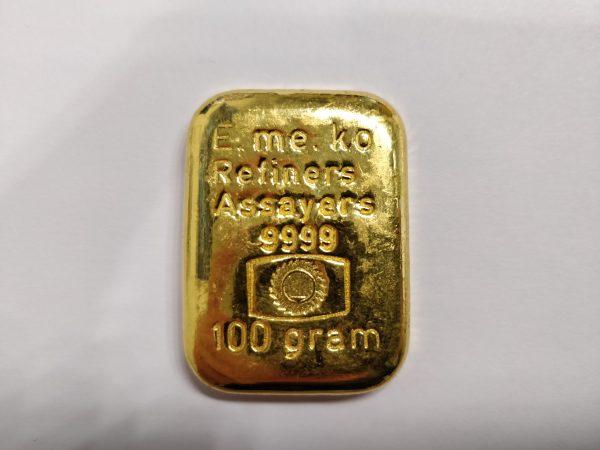 100 gram goudbaar emeko