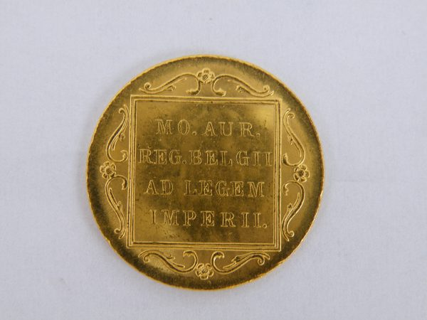 Gouden dukaat 1917