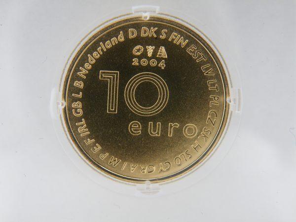 Gouden tien euro 2004 gouden € 10