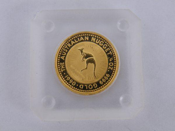 1/10 ounce gouden kangaroo nugget