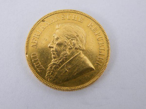 Gouden 1 Pond Zuid-Afrika